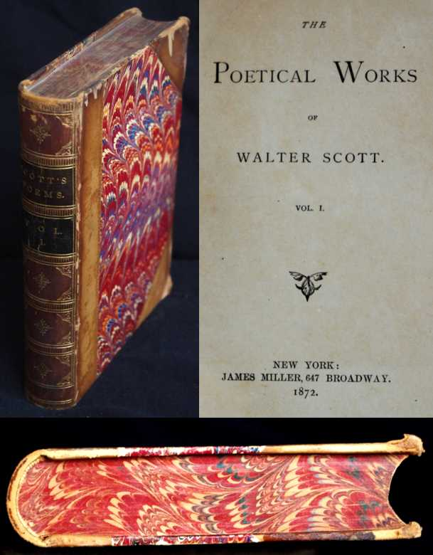 Scott's Poetical Works